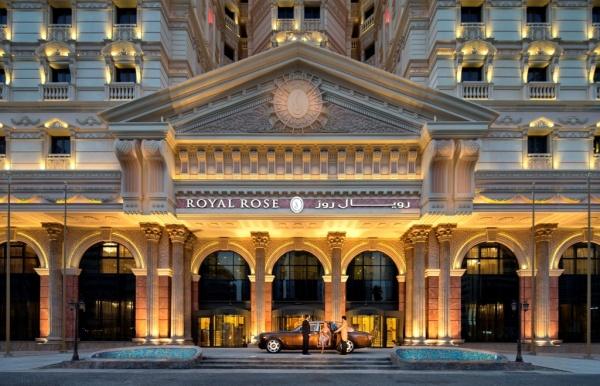فندق رويال روز - الفنادق - أبوظبي