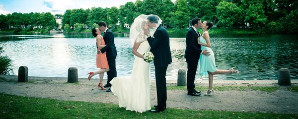 Foto-Echo - Hochzeitsfotograf - Hamburg