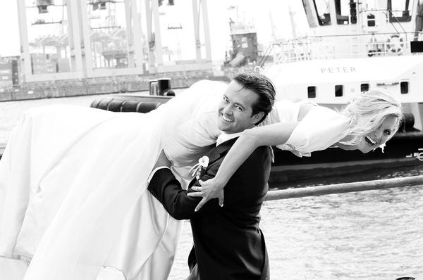 Die Hochzeitsbildermacherin Fotografie - Hochzeitsfotograf - Hamburg