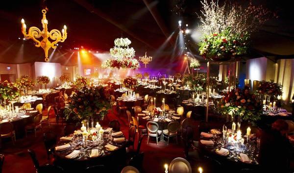 الغازي للمؤتمرات والفعاليات - كوش وتنسيق حفلات - مراكش