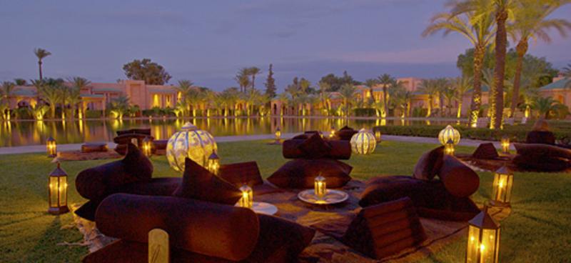 أمنجنة - الفنادق - مراكش