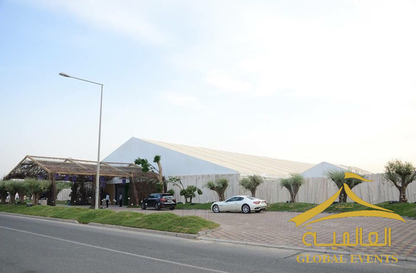 شركة المناسبات العالمية للخيم والقاعات الفاخرة - كوش وتنسيق حفلات - مدينة الكويت