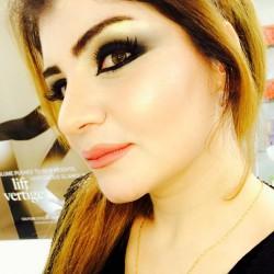 مريم بن حمزة-الشعر والمكياج-أبوظبي-3