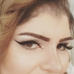 مريم بن حمزة-الشعر والمكياج-أبوظبي-2