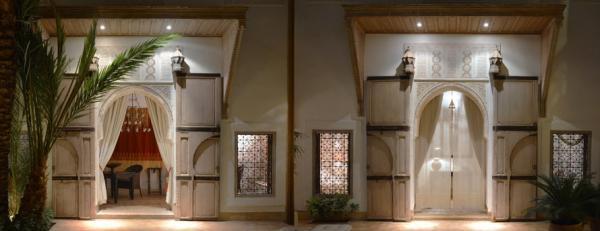 دار حسنية - الفنادق - مراكش