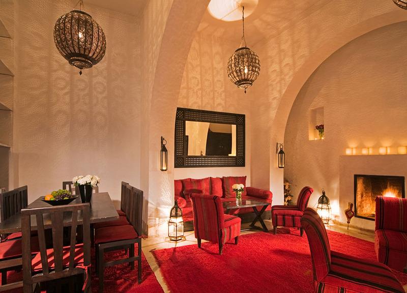 دار حنان - الفنادق - مراكش