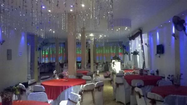 قاعة ليالي - قصور الافراح - القاهرة
