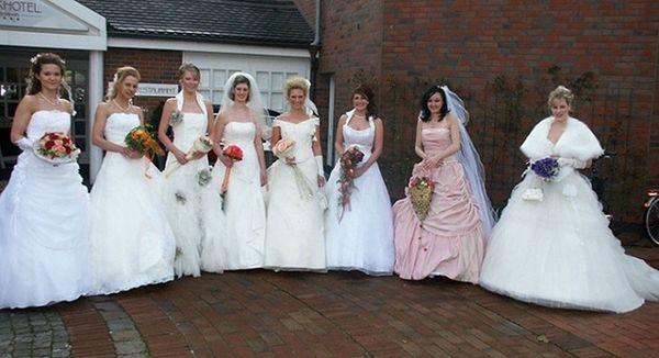 Abend- und Brautmoden Rusch - Brautkleider - Hamburg