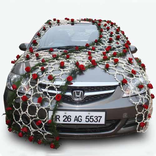 في اي بي لتأجير السيارات - سيارة الزفة - المنامة