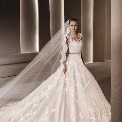 لا سبوزا-فستان الزفاف-دبي-1