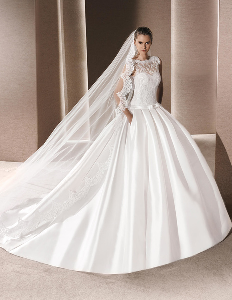 لا سبوزا - فستان الزفاف - أبوظبي