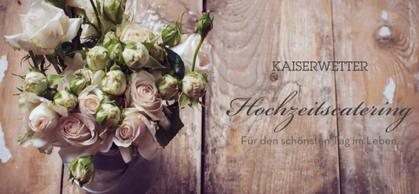 Kaiserwetter - Hochzeitscatering - Hamburg