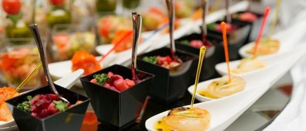 Aufgetischt Catering - Hochzeitscatering - Köln