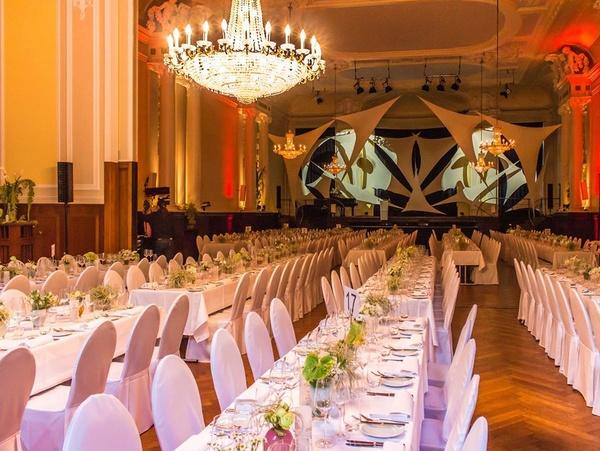 Hamburger Gastmahl - Hochzeitscatering - Hamburg