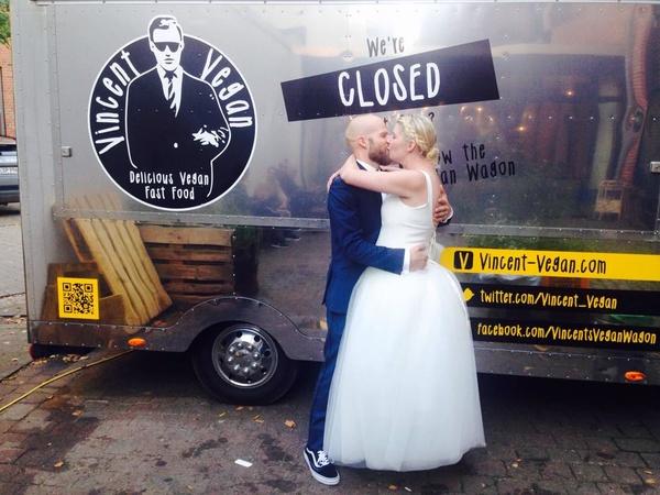 Vincent Vegan Lovefood - Hochzeitscatering - Hamburg
