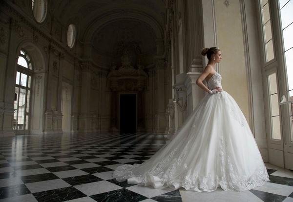 ماجيستى - فستان الزفاف - القاهرة