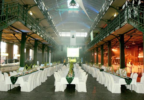 Jens Stacklies Veranstaltungsservice - Hochzeitscatering - Hamburg