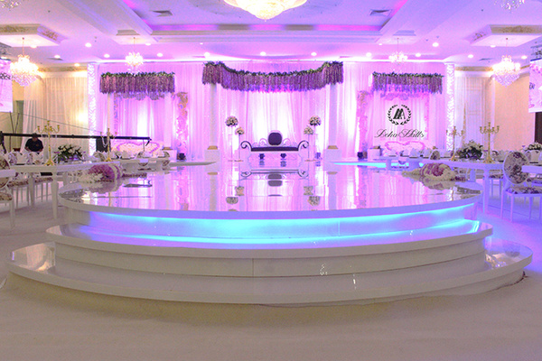 قاعات الدوحه للاحتفالات - قصور الافراح - الدوحة