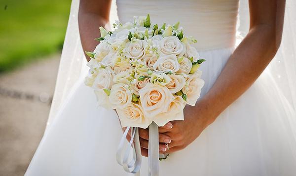 جرينز - زهور الزفاف - مسقط