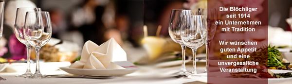 Die Blöchliger Catering - Hochzeitscatering - Bremen