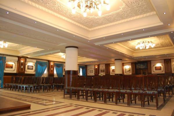 قاعة الروضة - قصور الافراح - القاهرة