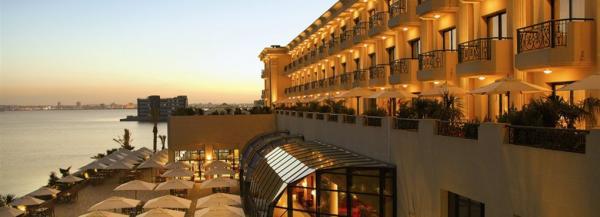 فندق بيرج دو لاك - الفنادق - مدينة تونس