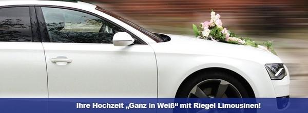 Riegel Limousinen - Hochzeitsautos - Berlin