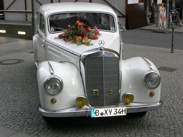 HOCHZEITSAUTOS BERLIN - Hochzeitsautos - Berlin