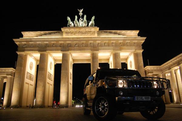 E&C Eventcars Berlin - Hochzeitsautos - Berlin