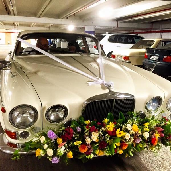 Classicdepot Oldtimervermietung - Hochzeitsautos - Berlin