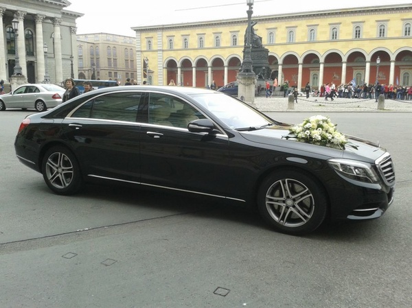 Munich Drivers Chauffeur & Service - Hochzeitsautos - München