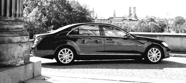 Munich Chauffeurs - Hochzeitsautos - München