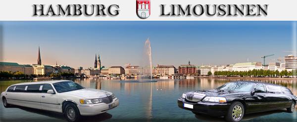 Hamburg-Limousinen - Hochzeitsautos - Hamburg