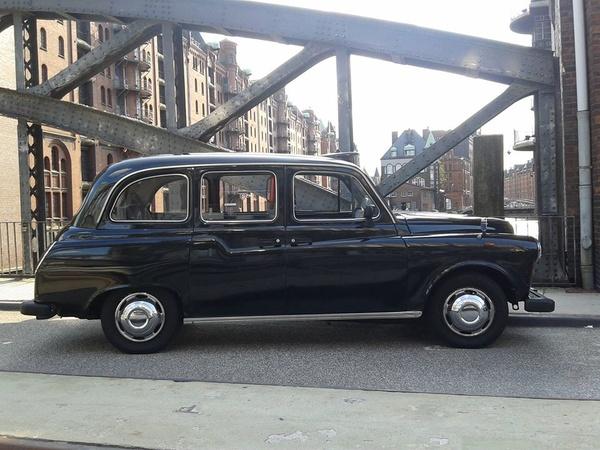 Wichmann Taxi - Hochzeitsautos - Hamburg