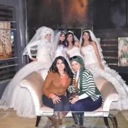 صباح عمر-فستان الزفاف-القاهرة-6
