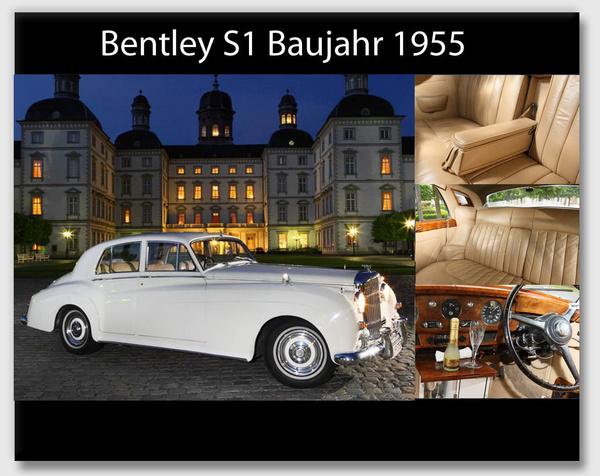 Bentley VIP Service - Hochzeitsautos - Köln