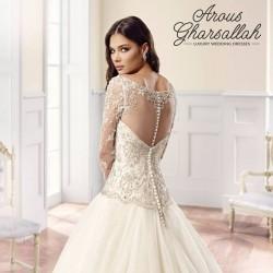 عروس غرسلله-فستان الزفاف-مدينة تونس-4