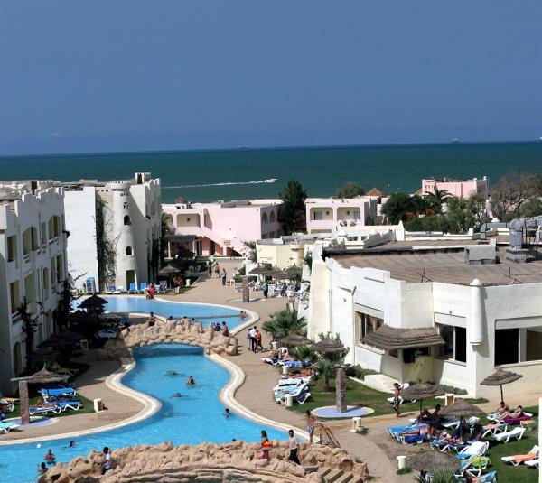 فندق الزهراء دار تونس - الفنادق - مدينة تونس