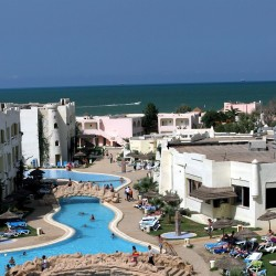 فندق الزهراء دار تونس-الفنادق-مدينة تونس-1