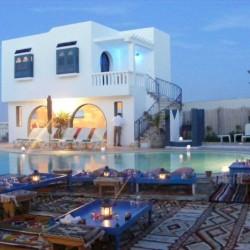 لا فيلا بلو-الفنادق-مدينة تونس-6