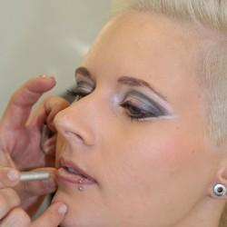 F&K Elegante Haarmode-Brautfrisur und Make Up-Berlin-4