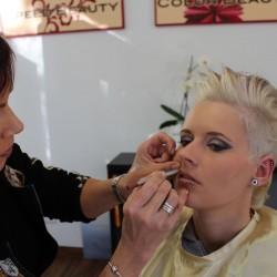 F&K Elegante Haarmode-Brautfrisur und Make Up-Berlin-5