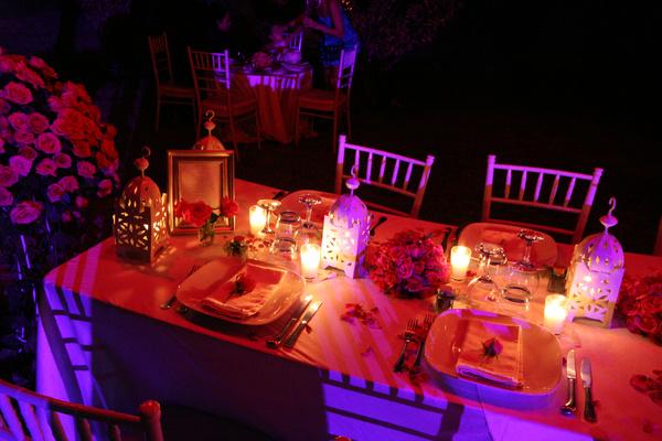 نادين - كوش وتنسيق حفلات - مراكش