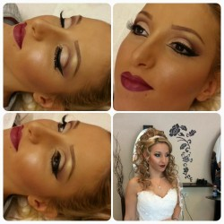 Nasrins Beauty Salon-Brautfrisur und Make Up-Hamburg-2