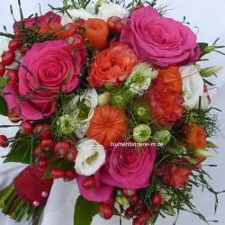 Blumenbinderei-Hochzeitsblumen und Blumensträuße-München-1