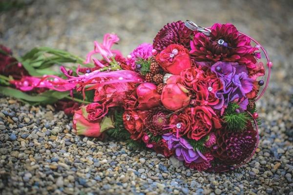 Strobel Floristik - Hochzeitsblumen und Blumensträuße - München