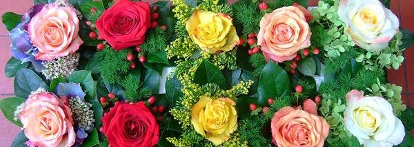 Blumen Wind - Hochzeitsblumen und Blumensträuße - Köln