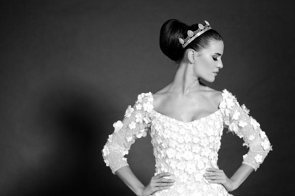 وليد عطا الله - فستان الزفاف - دبي