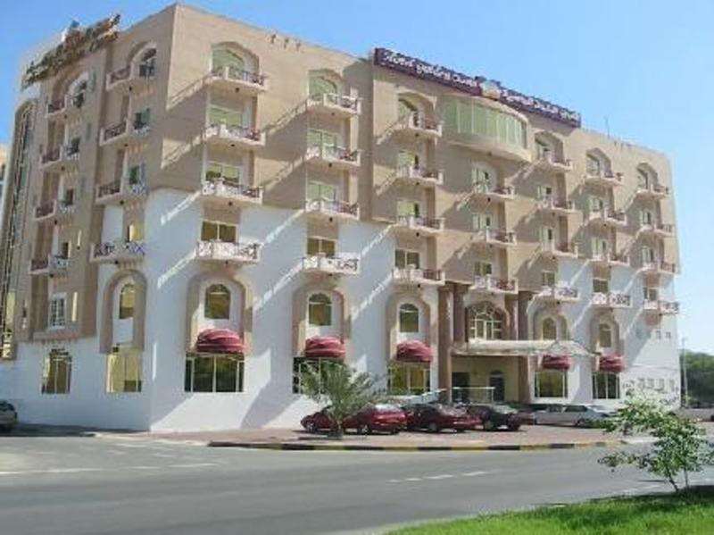 فندق الواحه الذهبيه مسقط - الفنادق - مسقط