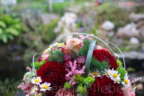 Raphaela Gatzen Floristik - Hochzeitsblumen und Blumensträuße - Köln